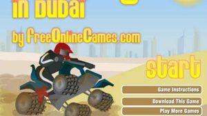 เกมส์รถวิบากดูไบ Dune Bashing in Dubai