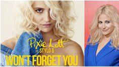 "Pixie Lott กลับมาแล้วด้วยเพลงใหม่สดใสรับซัมเมอร์ ""Won't Forget You"""