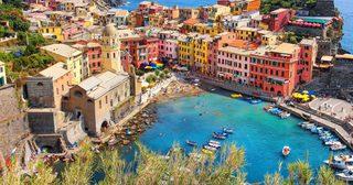 สวยจนเกือบลืมหายใจ Vernazza, Italy