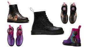 Dr.Martens ปล่อยรองเท้ารุ่นพิเศษ ทำร่วมกับวง Joy Division และ New Order