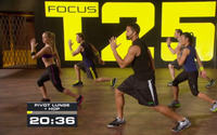 T25 คือ การออกกำลังกาย สำหรับมือใหม่ เริ่มต้น