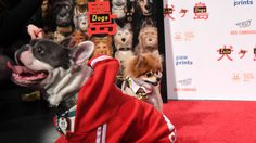 สุนัขตีตั๋วแน่นโรงหนัง!! ทวิตเตอร์แชร์ภาพบรรยากาศ เจ้าของจูงเจ้าหมาไปดู Isle of Dogs