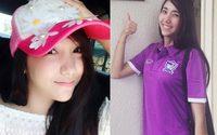 เจนนี่ หนึ่งในทีมงานของช้างศึก U19 นางฟ้าคนใหม่ของวงการฟุตบอล