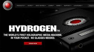 RED เปิดตัวสมาร์ทโฟน Hydrogen one ดูภาพโฮโลกราฟิกได้ไม่ต้องใช้แว่น