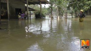 ชาวบ้านโอดหมดตัวจากน้ำท่วมซ้ำซากเร่งฟื้นฟูความเสียหายกว่า80ล้านบาท