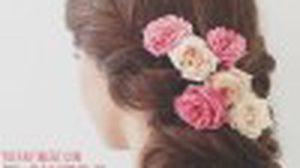 DIY ดอกไม้แต่งผม สไตล์วินเทจสวยหวาน