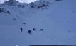 หิมะถล่มบริเวณเทือกเขาแอลป์ในออสเตรีย