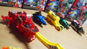 MINIPLA KAIZOKU COMBINE GOKAIO  แคนดี้ทอยส์ชุดใหม่ จาก Big One Toy