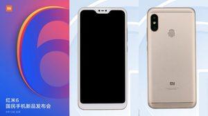 Xiaomi เตรียมเปิดตัว Xiaomi Redmi 6 สมาร์ทโฟนระดับกลางวันที่ 12 มิถุนายนนี้