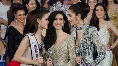มงลง!! มิสทิฟฟานี่ 2017 โยชิ Miss Tiffany คนที่ 20 สวยงามสุดจริงๆ