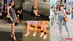 เก๋เบอร์แรง แฟชั่น รองเท้ารูปหัวเข็มขัด ลองสักคู่…เริ่ดมากขอบอก!!!