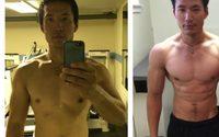 เทคนิคการลดน้ำหนัก Kevin Kreider หนุ่มสเก็ตบอร์ด ดีกรีนายแบบ