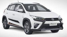 Toyota เปิดตัว Yaris Haykerz 2017 ในประเทศอินโด ราคาเริ่มต้น 6.72 แสน
