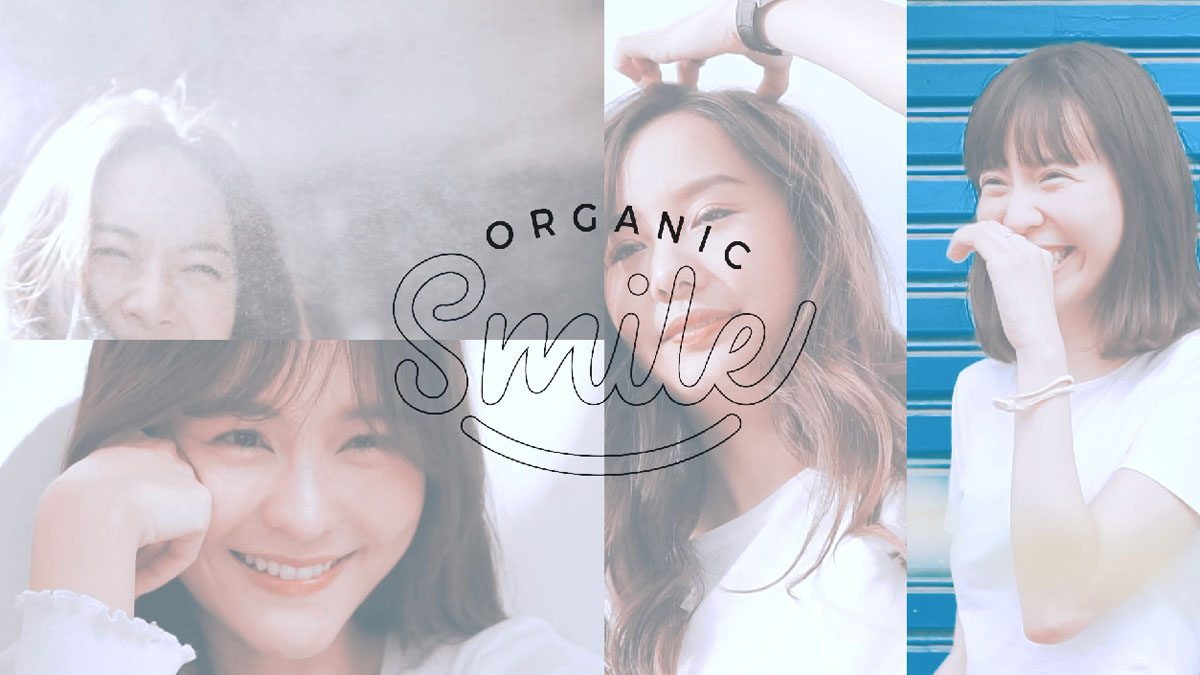 Organic Smile Campaign Teaser
